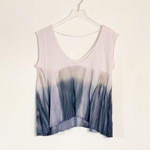 Free People lavender swing top